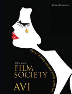 The Cinephiles in KU —Film Society Avi