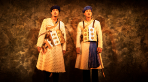 A Hodgepodge of a Play–Guards at the Taj