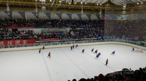 KU Defeated in the 2017 Ko-Yon Ice Hockey Game